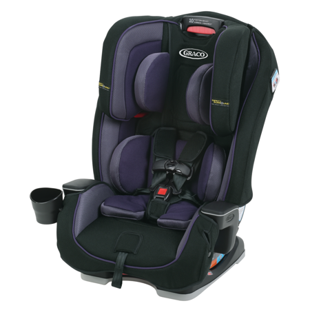 - Graco Milestone 3-in-1 Convertible Car Seat featuring Safety Surround, Wynnona