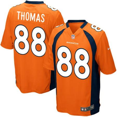 Nike Demaryius Thomas Denver Broncos FC ENERGY Team Color Game Jersey  Orange - Walmart.com 1ad0035ab