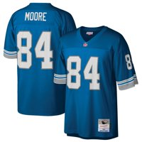Herman Moore Detroit Lions Mitchell & Ness Retired Player Legacy Replica Jersey - Blue