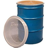 55 Gallon EZ Strainer Insert 25 Micron for Drum Barrel Filtering Water Paint Biodiesel WVO WMO Vegetable Oil