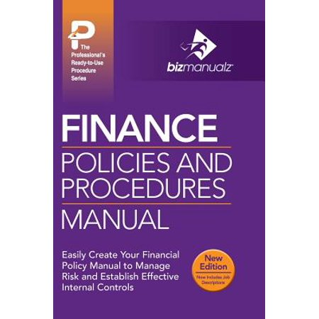 Finance Policies and Procedures (Satisfaction Guarantee Policy)