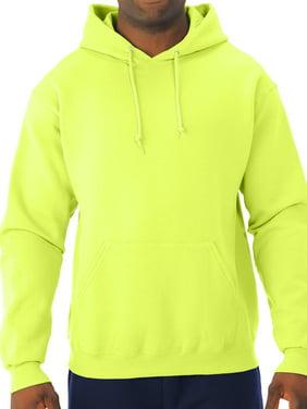 4219d8dee369 Product Image Men s Soft Medium-Weight Fleece Hooded Pullover Sweatshirt
