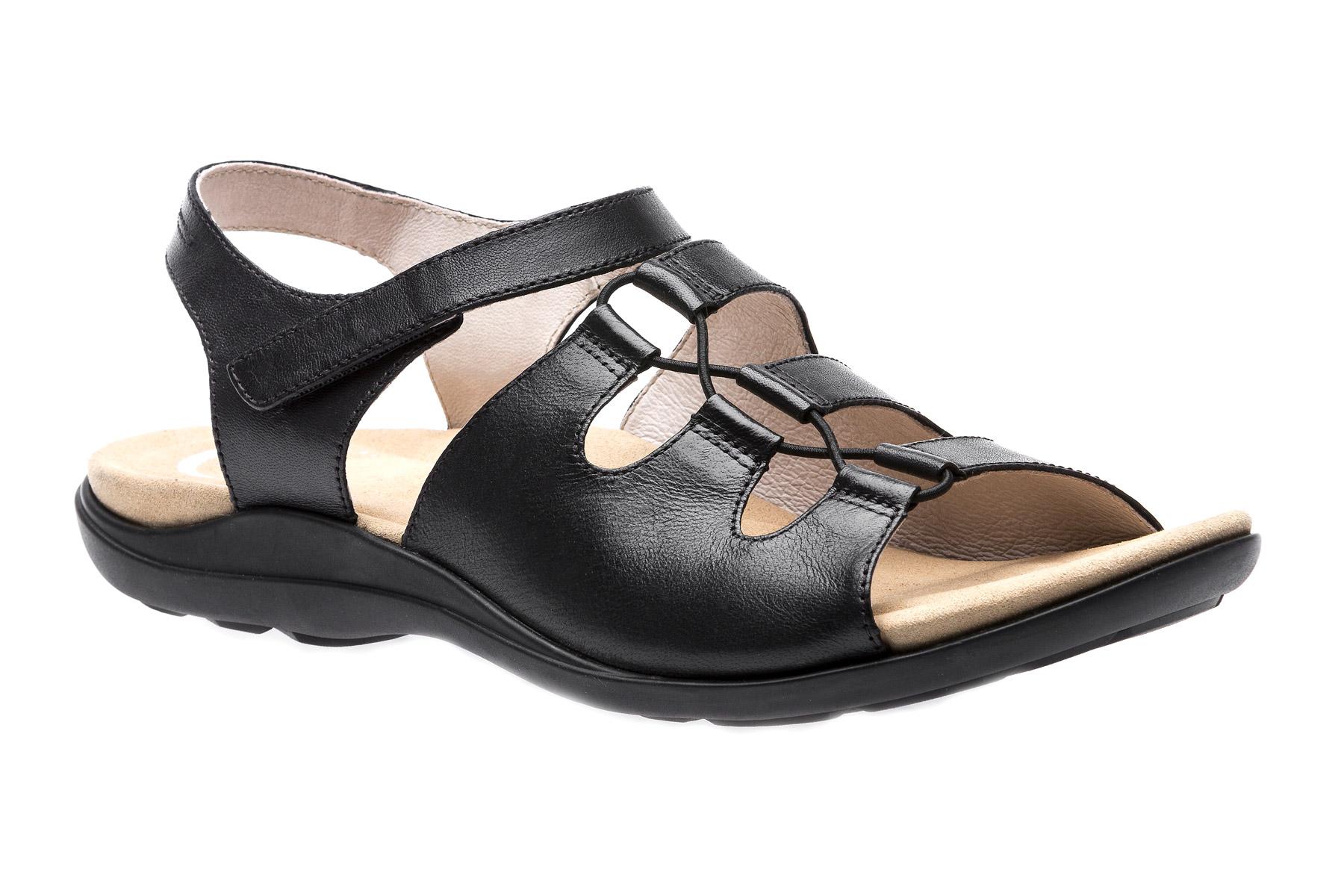 Brook Neutral - Low Heel Sandals