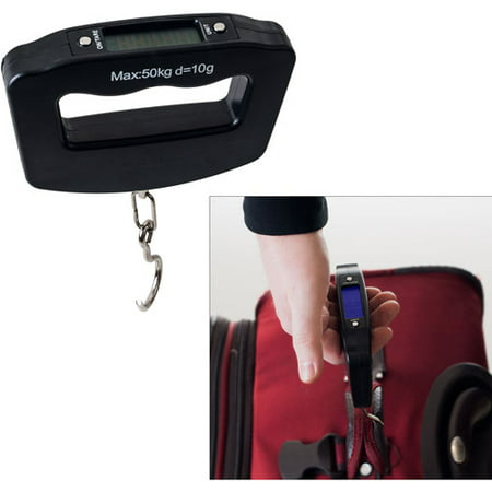Fish Scale Makeup (Digital Luggage Grip Scale)