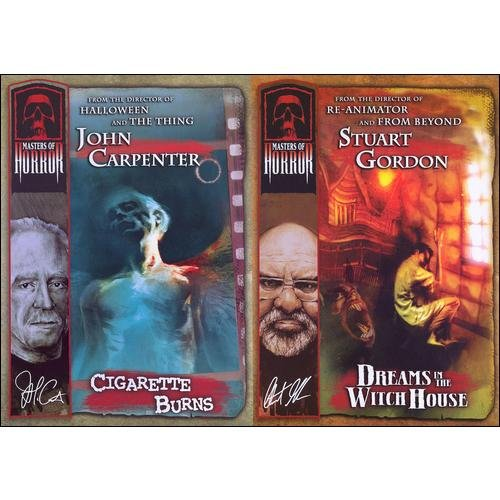 Masters Of Horror: Cigarette Burns (John Carpenter) / Dreams In The Witch House (Stuart Gordon)