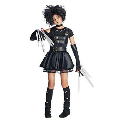 Miss Scissorhands Tween Halloween - Tween Costumes For Halloween