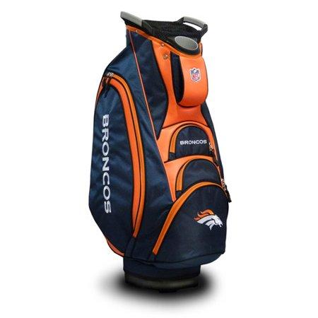 Team Golf Nfl Denver Broncos Victory Cart Bag