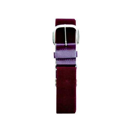 """Baseball Belts Youth 1-1/4"""" Leather Tab  All Colors"""