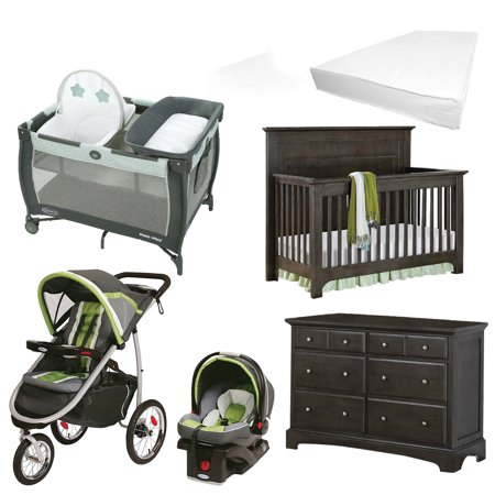 Nursery Furniture Graco Baby Gear Set
