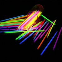 300 Pieces 150 Ultra Bright Glow Sticks With 150 Connectors Bulk Party