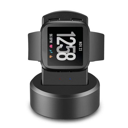 Series Usb Cradle - For Fitbit Versa Smart Watch USB Charging Cable Power Charger Dock Cradle Stand