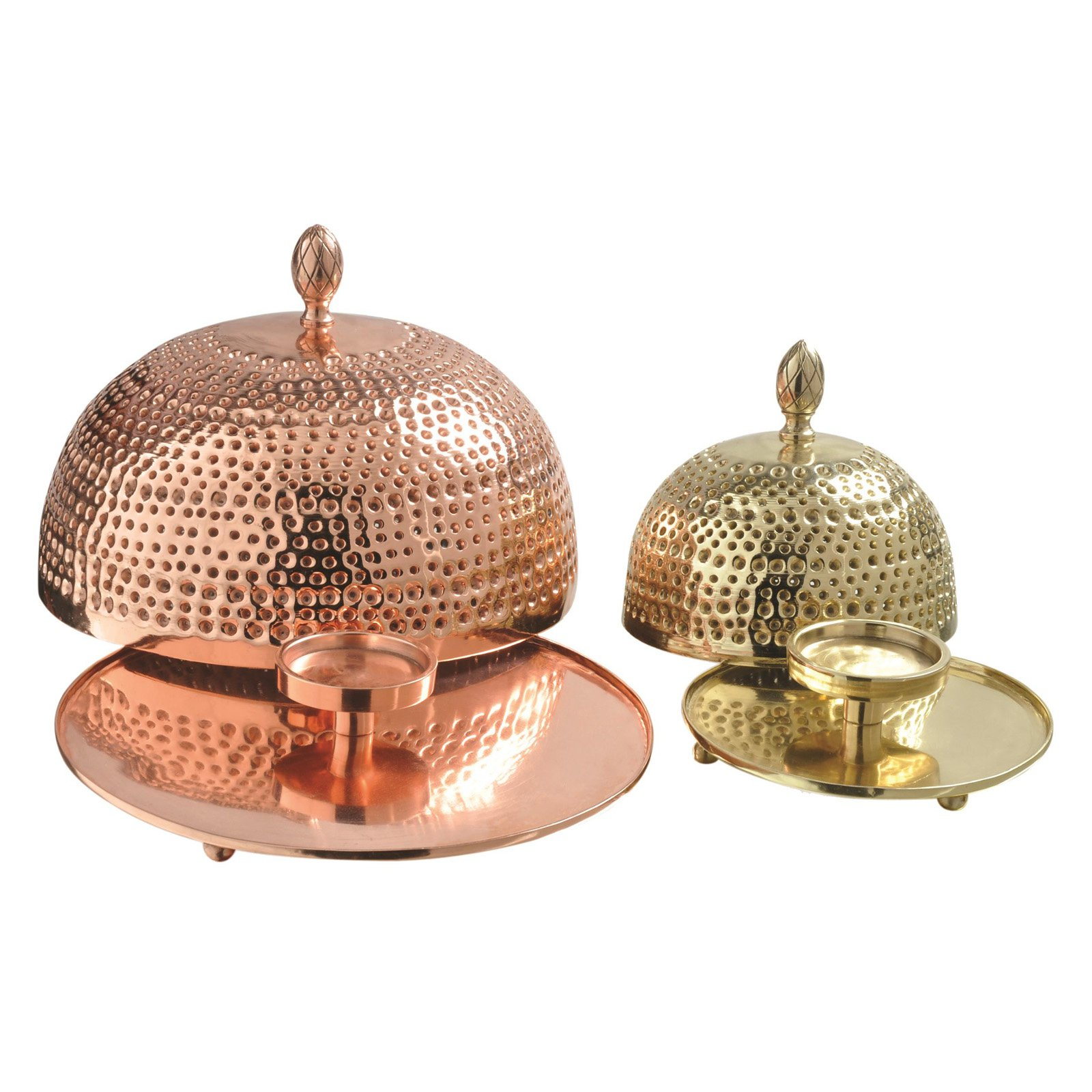 Ren-Wil Crustulam Candle Holder - Set of 2