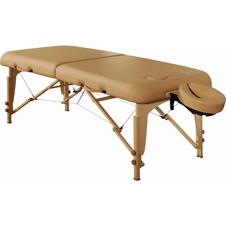 "MT Massage Midas-Girl 30"" Professional Portable Massage Table Package, Beige"