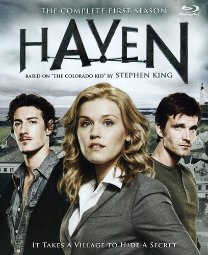 Haven: The Complete First Season (Blu-ray)