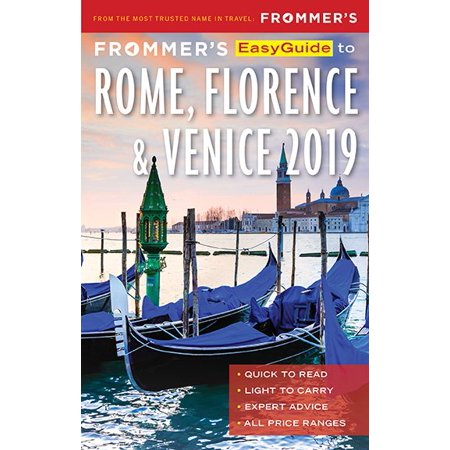 Frommer's Easyguide to Rome, Florence and Venice (Best Time To Visit Rome And Venice)