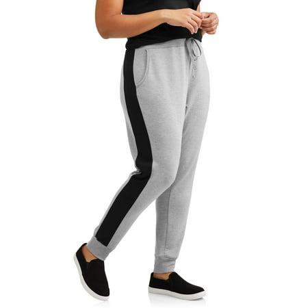 ad4fe56306752 Terra   Sky - Women s Plus Athleisure Jogger - Walmart.com