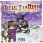 Nordic Countries Ticket To Ride