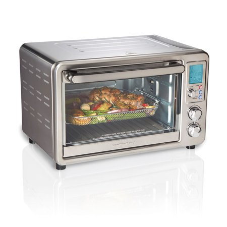 Hamilton Beach Sure Crisp Digital Air Fryer Toaster Oven With