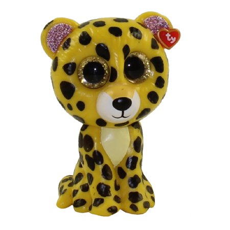 TY Beanie Boos - Mini Boo Figures Series 3 - SPECKLES the Yellow Leopard (2  inch) - Walmart.com 25247175b30