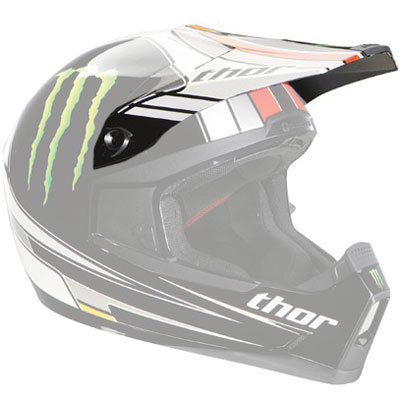 Thor Quadrant S11 Replacement Visor Kit Pro Circuit