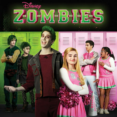 Z-O-M-B-I-E-S (TV Original Soundtrack) (CD) (Cd Tv)