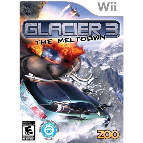 Glacier 3: The Melt Down (Wii) - Pre-Owned
