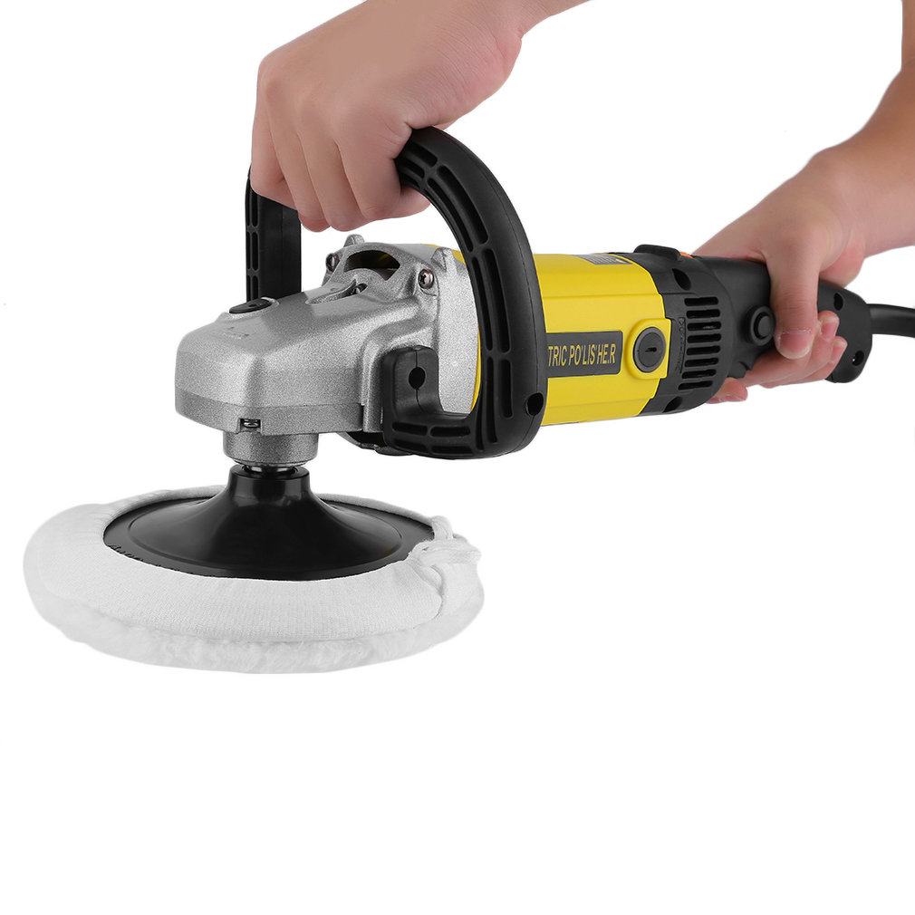 6 Variable Speed Electric Car Polisher Buffer Waxer Sander Auto Polishing Machine Car... by tryandtry