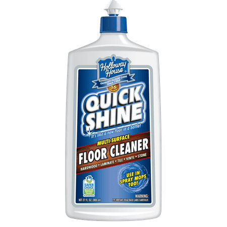 Quick Shine Multi-Surface Floor Cleaner, 27 Oz (Gto Floor Pan)