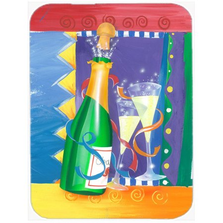New Years Celebration Toast Mouse Pad, Hot Pad or Trivet APH8556MP