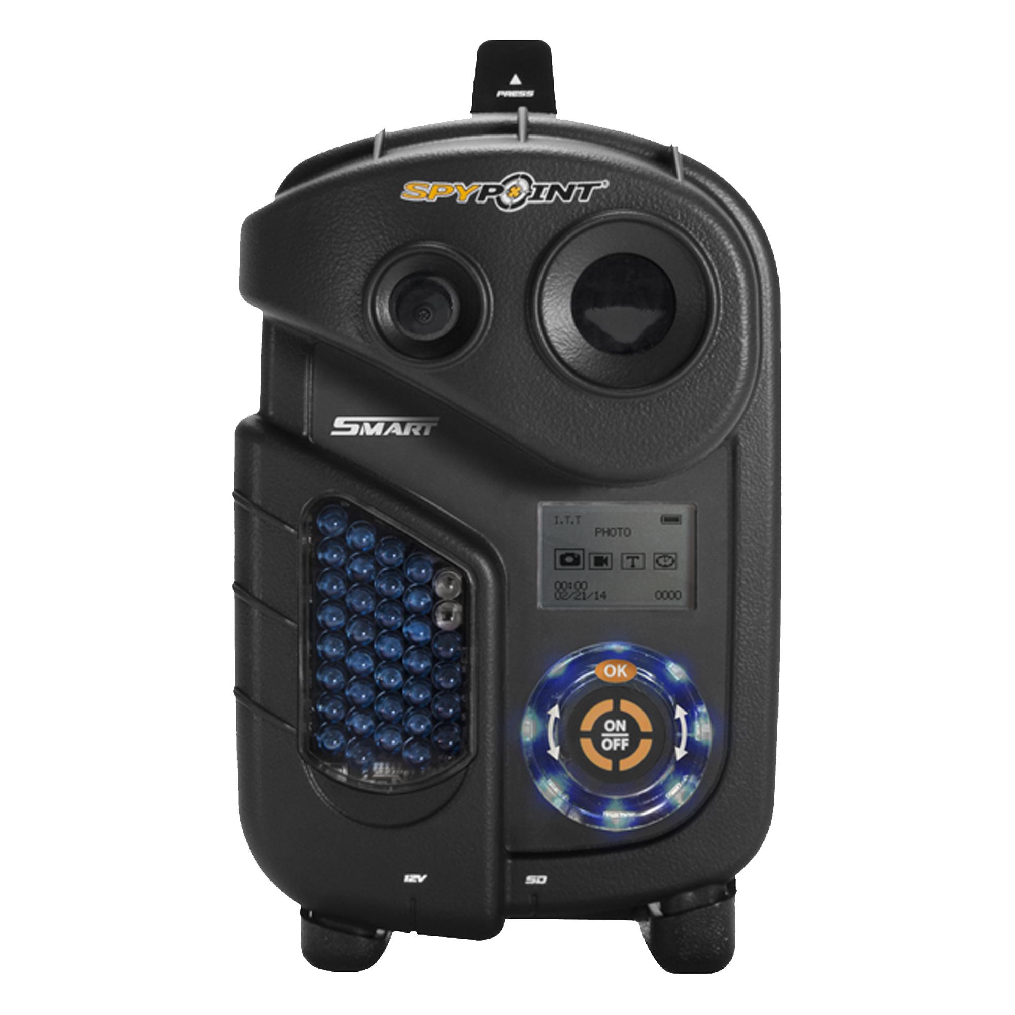 10 MP Smart Trail CameraI.T.T Black