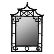 Pagoda Wall Mirror - 28W x 42H in.