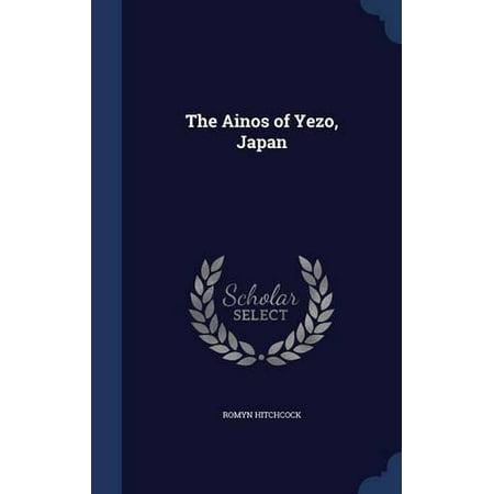 The Ainos of Yezo, Japan