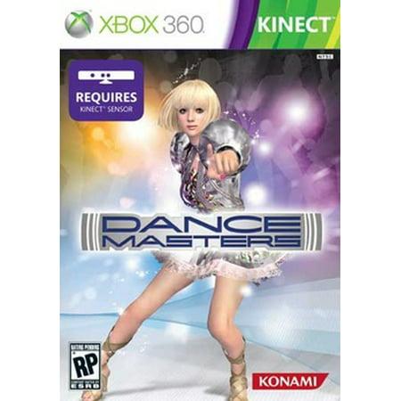 DanceMasters, Konami, XBOX 360, 083717300977