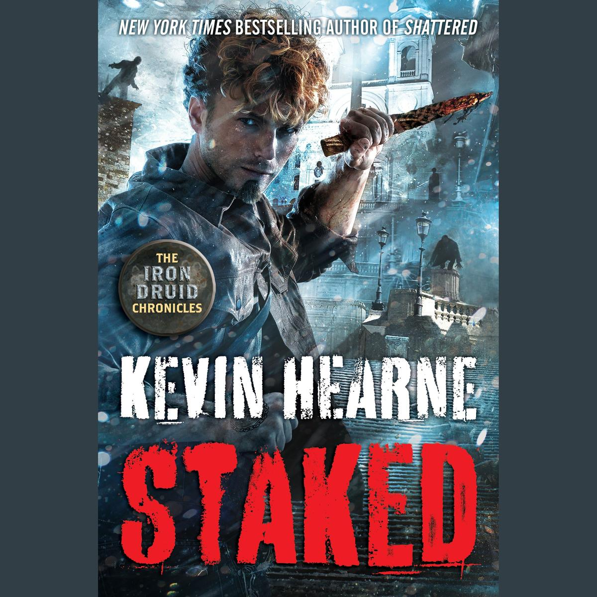 Staked - Audiobook