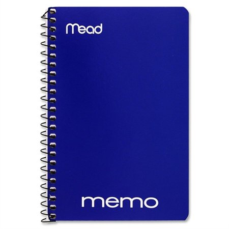 Mead Open Side Memo Notebook - Single Pack 45644