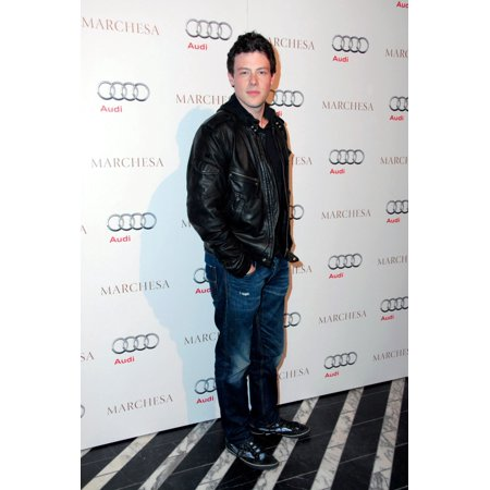 Cory Monteith At Arrivals For Audi And Marchesa Host Academy Awards Kick-Off Party CecconiS Los Angeles Ca February 28 2010 Photo By Sara CozolinoEverett Collection Celebrity - Party Cory