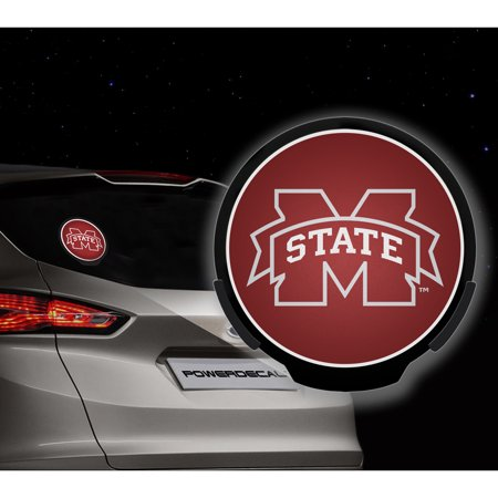 Mississippi State Bulldogs Ncaa Power Decal