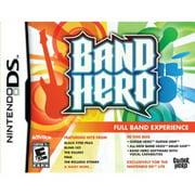 Band Hero Bundle, Activision Blizzard, NintendoDS, 047875959910