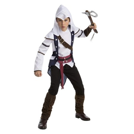 Assassin's Creed Connor Classic Teen Costume, Size (Assassin's Creed Costume Connor)