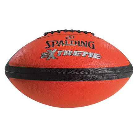 Spalding Extreme Composite Football, Full Size, (Wolfpack Red Adidas Replica Football)