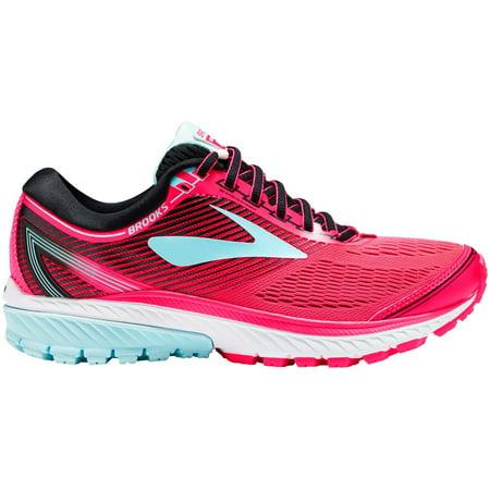 a0414692d4b Brooks Women s Ghost 10 Running Shoes (Diva Pink