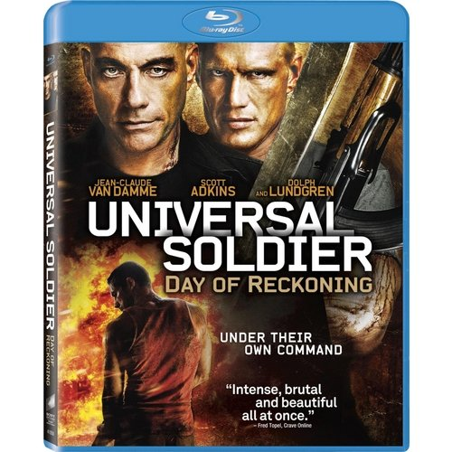 Universal Soldier: Day Of Reckoning (Blu-ray) (Widescreen)