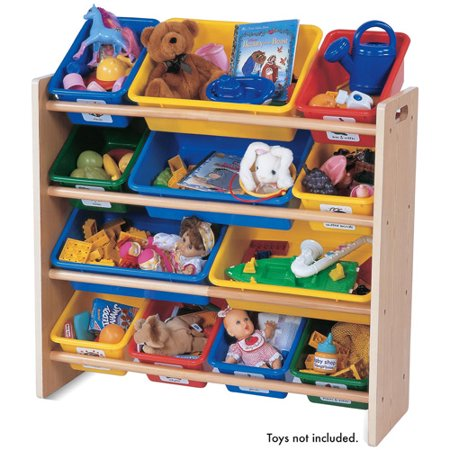 Tot Tutors Toy Organizer