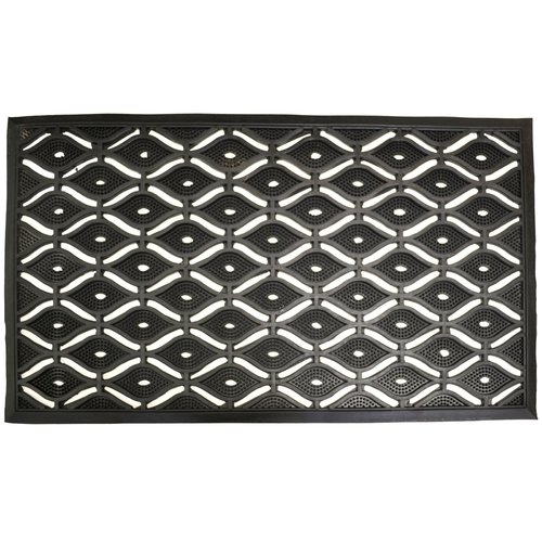 Imports Decor Molded Eye Pin Utility Mat