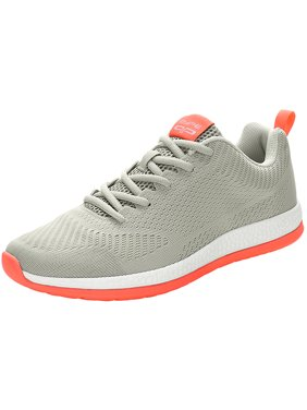 bd4f50689c Product Image PYPE Women Contrast Sole Breathable Mesh Running Shoes