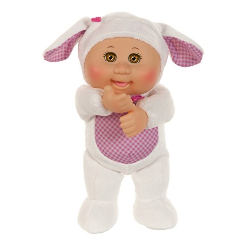 Cabbage Patch Kids 9 inch Farm Cuties Brown Eyed Shelby Sheep by