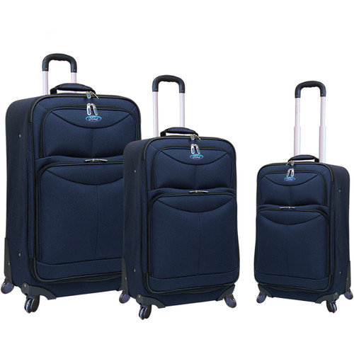 Ford Ford Focus Series 3 Piece Expandable Luggage Set