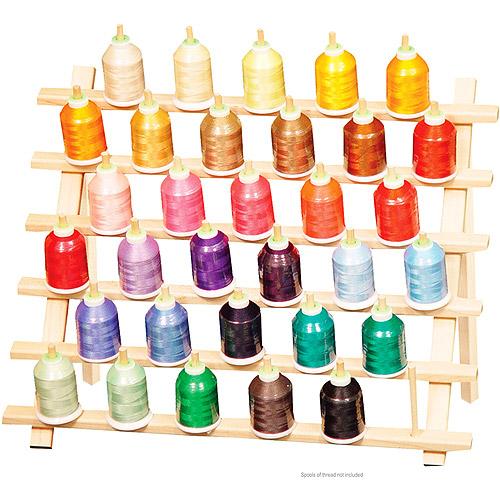 Cone Thread Rack, 33 Cone Capacity