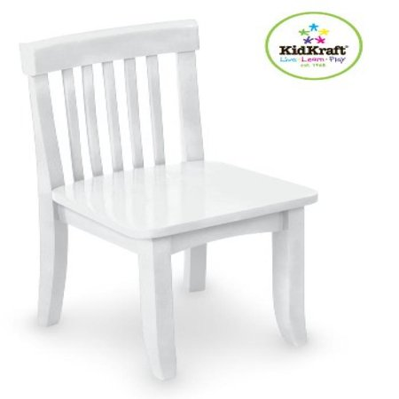 KidKraft Avalon Chair-White (Kidkraft Personalized Avalon Chair White 16601 Pz)