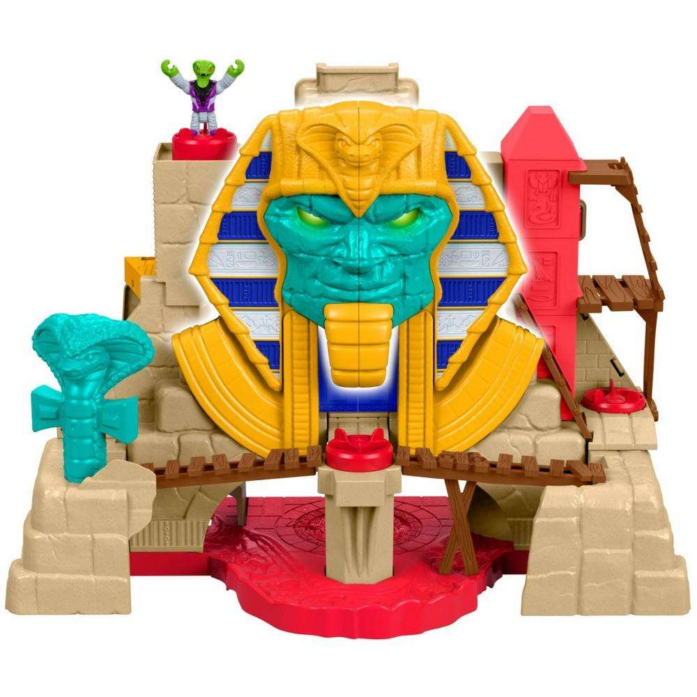 Imaginext Serpent Strike Pyramid